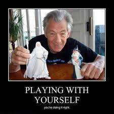 Magneto Meme - ian mckellen you re awesome i just wish there was a magneto toy