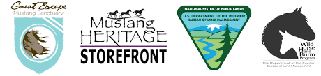 Us Department Of The Interior Bureau Of Land Management Adoption Storefront The Great Escape Mustang Sanctuary