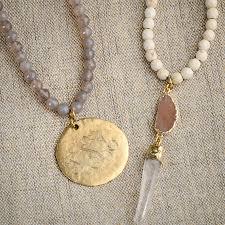 Monogramed Jewelry Virtue Jewelry At Bella Vita