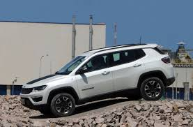 compass jeep 2016 see the india bound jeep compass go off road in 30 images fathead
