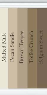 light brown paint color chart different shades of brown paint brown walls kitchen brown color