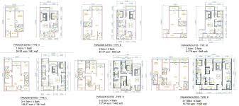 singapore floor plan paragon suites floor plan singapore new property launch 6100 0601