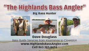 fishing rates info for central florida bass fishing guide charter