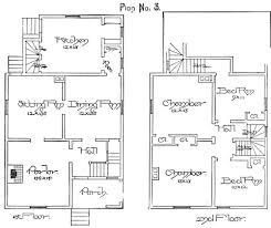 low cost floor plans the project gutenberg ebook of convenient houses by louis henry