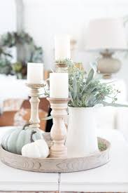 Home Decor Centerpieces Best 25 Fall Home Decor Ideas On Pinterest Candle Decorations