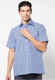 Jual Kemeja Pria Cardin jual cardin apparel shirt sleeve check original