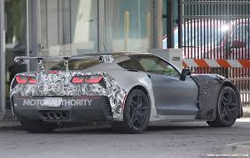 chevy corvette zr1 specs how much horsepower does the 2018 chevrolet corvette zr1 need