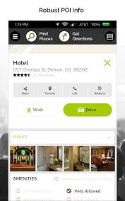 Map Quest Direction Amazon Com Mapquest Appstore For Android
