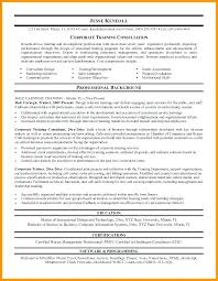 corporate resume exles it trainer resume sle megakravmaga