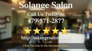solange salon fayetteville amazing five star review by myra e