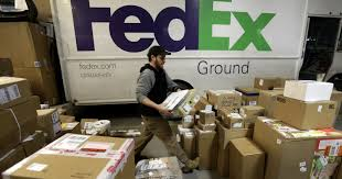 ship early fedex predicts record package volume during holidays