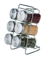 Spice Rack Organizer Royal Spice Rack Organizer With 12 Glass 2 7 Ounce Jars Stainless