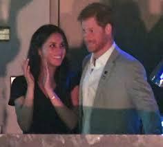 prince harry and meghan markle u0027s relationship timeline instyle com