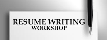 resume writing resume writing workshop alliance center for independence