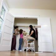 Swing Closet Doors How To Change Sliding Closet Doors To Swing Doors Sliding Closet