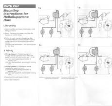 hella supertone horns page 2 and wiring diagram kwikpik me