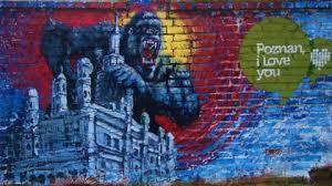 love wall graffiti gorillas poznan 2560x1440 wallpaper high