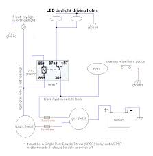 led daylight driving lights