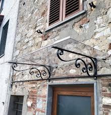 tettoia ferro battuto antamori finestre e infissi in alluminio e pvc a lucca porte e