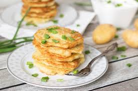 potato pancake grater potato pancakes w sour chives