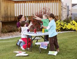 Children Patio Furniture by Lifetime 280094 Kid U0027s Picnic Table Lifetime Products Inc Amazon