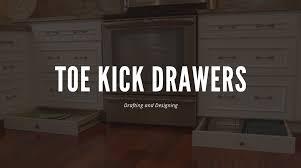 standard cabinet toe kick dimensions designing toe kick drawers superior shop drawings