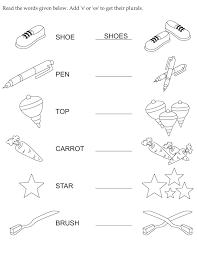 make plural download free make plural for kids best coloring pages