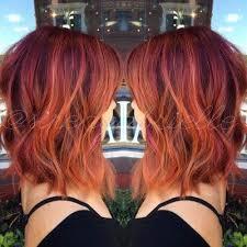 best 25 orange highlights ideas on pinterest copper ombre