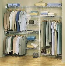 large metal closet u2014 steveb interior ideas for install metal closet