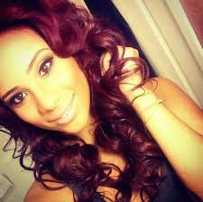 what color is cyn santana new hair color cyn santana birthday colour 2015 maybe pinterest erica