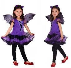 Kids Cat Halloween Costume Wholesale Halloween Vampire Princess Dress Children Halloween
