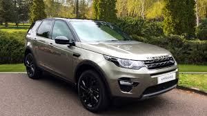 land rover discovery sport 2 0 sd4 240 hse black 5dr 7 seater