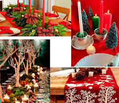 Christmas Table Decoration Ideas 2012