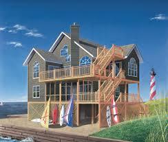 Beach Style House Plans Beach Style House Plans Plan 5 846