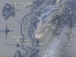 Eragon Map Mapa Napisy