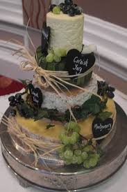 cheese wedding cakes pallant of arundel