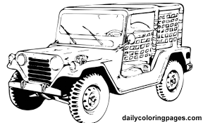 jeep coloring pages car coloring pages cool cars 14 free