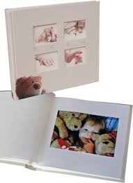 acid free photo album walther classic teddy bears small baby albums with white pages