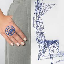contemporary jewelry designers 12 jewelry designers using 3d printing you should follow
