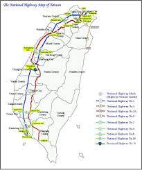 Map Of Taiwan Rail Map Of Taiwan U2022 Mapsof Net