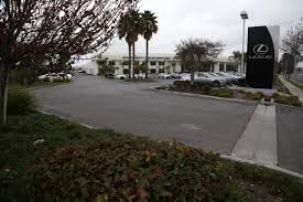 lexus torrance ca lexus dealer to reconsider sales lot on restricted land at