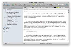 take control of your writing with scrivener 2 0 mac appstorm