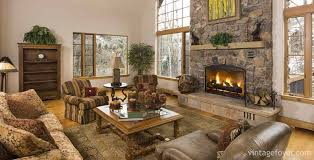 stone fireplaces pictures 44 cozy living rooms cabins with beautiful stone fireplaces