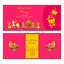 wedding cards in india easy to edit vector illustration of indian wedding card royalty