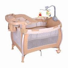 baby traveling bed cot bed crib with middle hook bassinet for