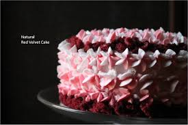 red velvet cake recipe natural colouring food fast recipes