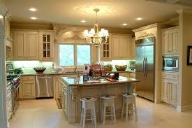 kitchen kitchen islands with stove and seating flatware featured