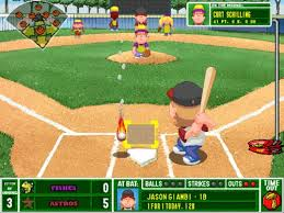 Kenny Backyard Baseball Amazon Com Backyard Baseball 2001 Pc Mac Video Games