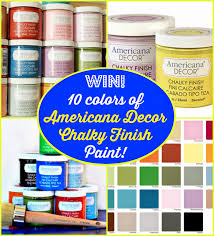 Americana Decor Chalky Finish Paint Lace by Mark Montano June 2014