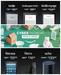 Cyber Monday Home Decor Amazon U0027s Fire And Kindle Deals Are Extended Through Cyber Monday 2016